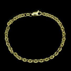 JCK Vegas Collection 9K Y Gold Bracelet (Size 7.5), Gold wt 3.73 Gms.