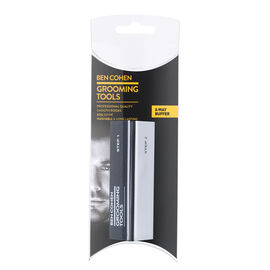 Ben Cohen Grooming Tools - washable 3 way nail buffer