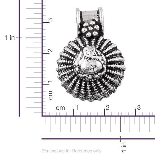 Designer Inspired Sterling Silver Pendant, Silver wt 8.00 Gms.