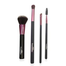 (Option 2) Starter Set of 4 Make Up Brushes