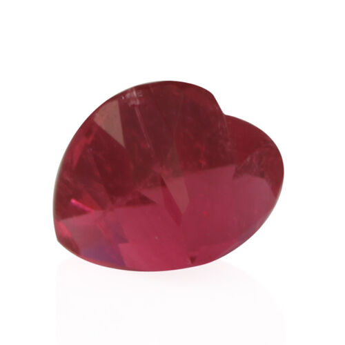 Rubellite (Heart Free Faceted 3A) 2.380 Cts