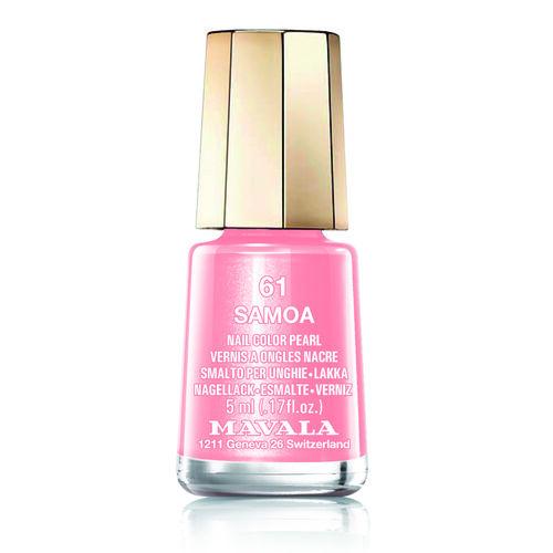 MAVALA- Samoa 61 Nail Polish and Corail 501 Lipstick