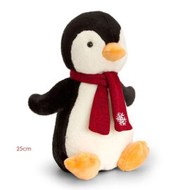 Keel - Penguin with Scarf ( 25 CM )