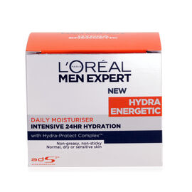 LOreal Men Expert Hydra Energetic Daily Moisturiser 50ml