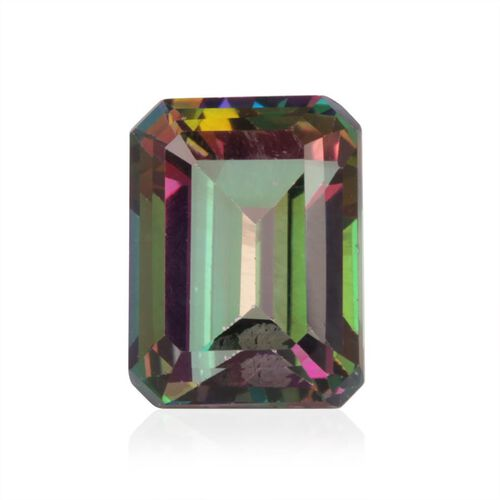 Northern Lights Mystic Topaz (Oct 16x12 mm Faceted 3A) 13.400 Ct.