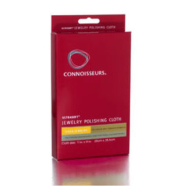 Connoisseurs Gold Polish Cloth (Size 35x27 Cm)