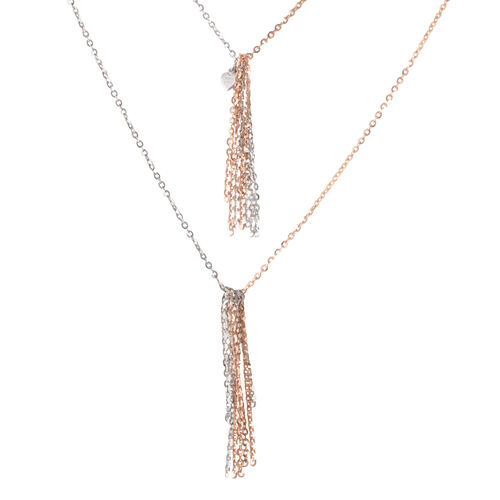 Close Out Deal Sterling Silver Chain (Size 32), Silver wt 11.00 Gms.