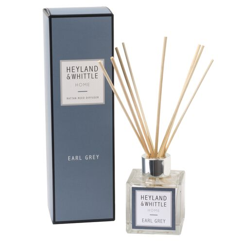 Heyland and Whittle 911Earl Grey Reed Diffuser and Reeds 100ml