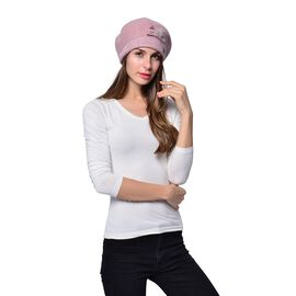 Pink Colour Ladies Cap