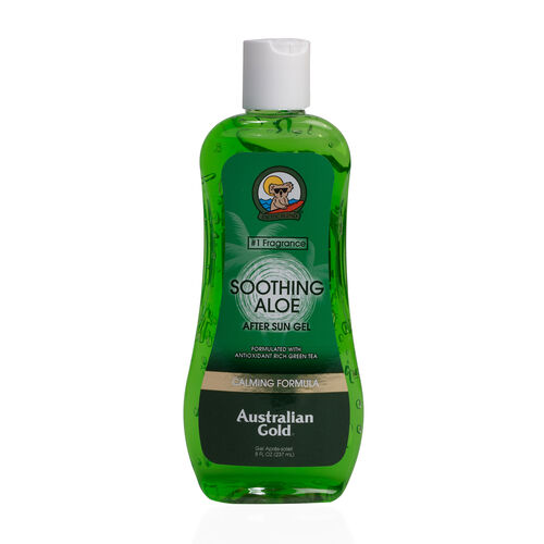 (Option 1) AUSTRALIAN GOLD- Soothing Aloe After Sun Gel 237ml (Delivery 4 to 6 Working Days)