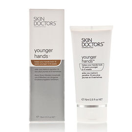 Skin Doctors- Younger Hands 75ml with Free Crystal Nail File