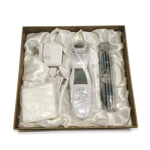 Opatra Dermisonic Skincare device Skincare device, plug, lead, glasses and cotton pads