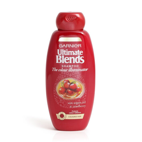 Garnier Ultimate Blends Colour Illuminator Shampoo 400ml