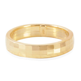 Royal Bali Collection ILIANA 18K Y Gold Band Ring