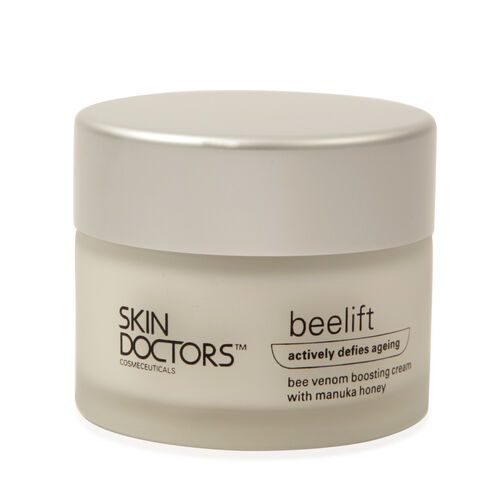Skin Doctors Beelift 50ml with Free Gold Cosmetic Bag.