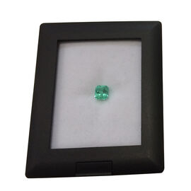 Boyaca Colombian Emerald (Octagon 6.5x6 Faceted 3A) 1.300 Ct.