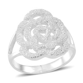 Designer Inspired Sterling Silver Ring, Silver wt 7.10 Gms.