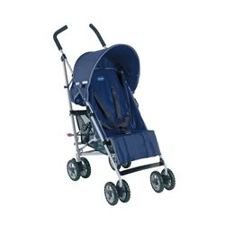Liegebuggy London saphire