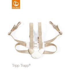 Tripp Trapp® Sicherheitsgurt beige