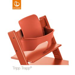 Tripp Trapp® Baby Set orange