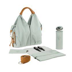 Green Label Neckline Bag sky
