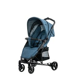 Buggy Kiss City Blue Melange