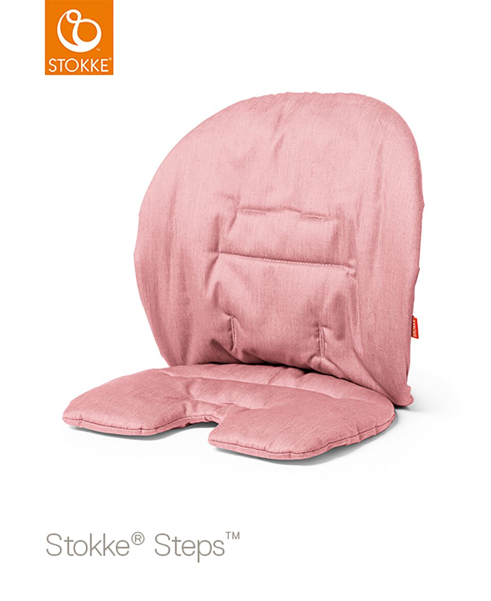 Steps Kissen pink