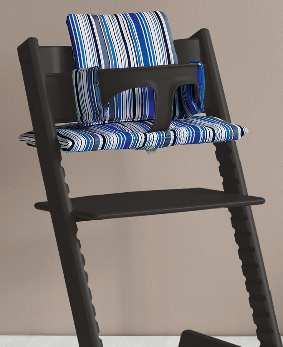 tripp trapp baby set hazy grey. Black Bedroom Furniture Sets. Home Design Ideas