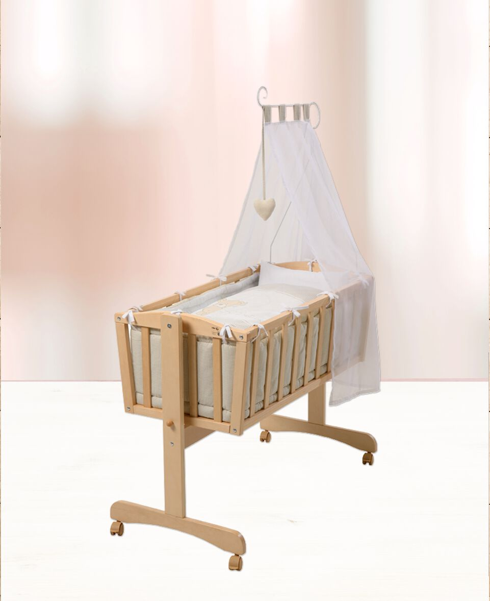 komplettwiege liebhab r. Black Bedroom Furniture Sets. Home Design Ideas