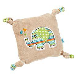 Traubenkernkissen Elefant