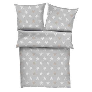 Bettwäsche kleine Sterne