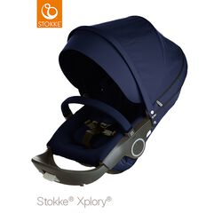 Stokke® Kinderwagensitz Deep Blue