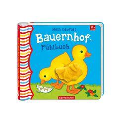 Mein liebstes Bauernhof-Fühlbuch