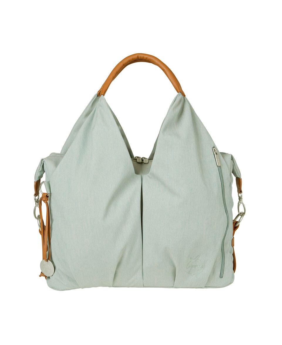 Green Label Neckline Bag sky