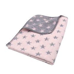 Decke Stars rosa