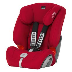 Evolva 1-2-3 Plus Flame Red