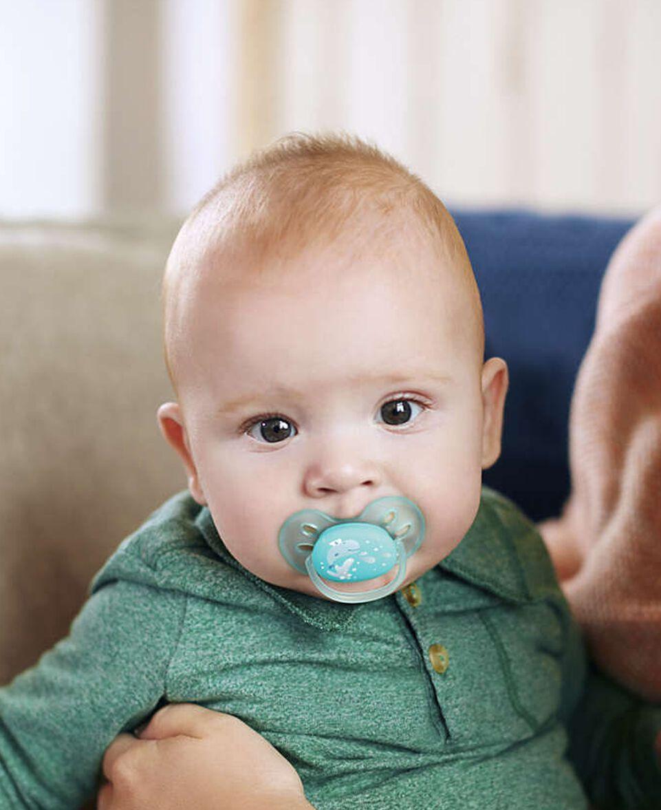 Beruhigungssauger für 6 - 18 Monate SCF226/22