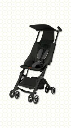 Buggy Pockit monument black
