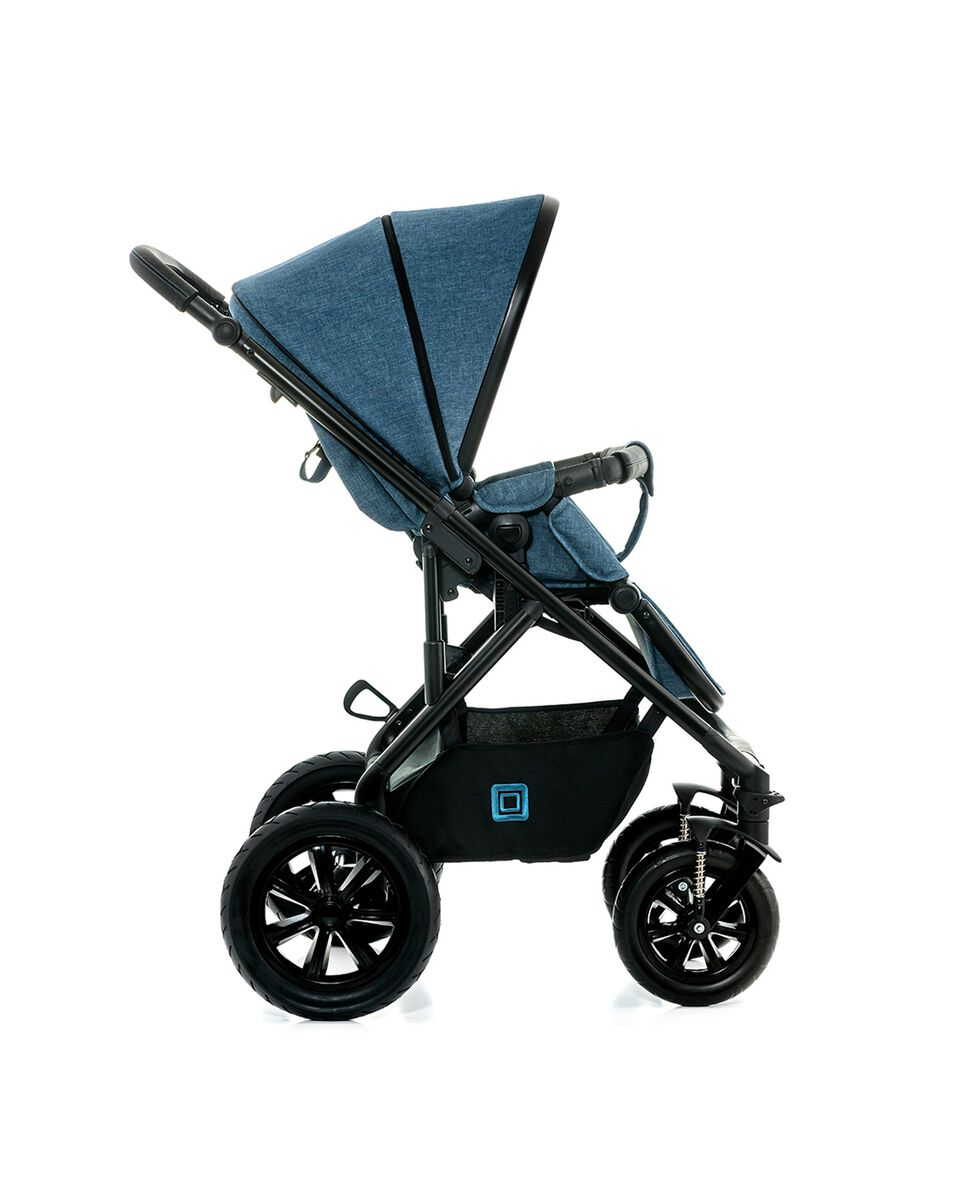 Kombi-Wagen Lusso City Blue Melange