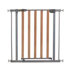 Türgitter Wood Lock Safety Gate NEU silber