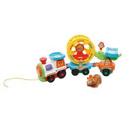Tip Tap Baby Tiere kunterbunte Eisenbahn