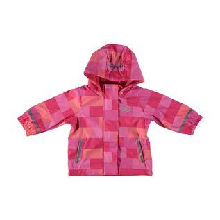 Regenjacke rosa