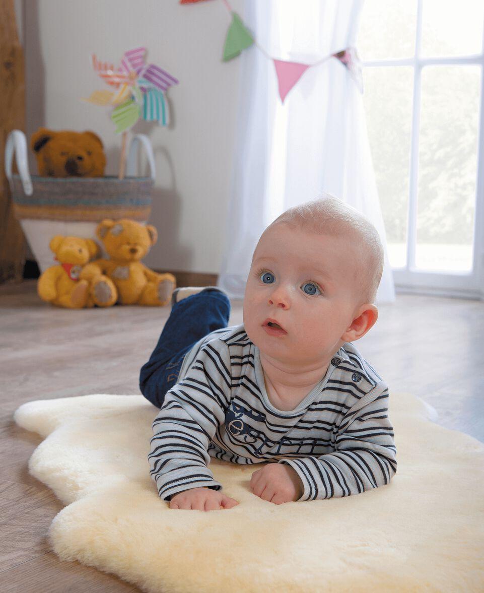 Babylammfell 80/90 cm
