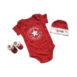 Converse Baby-Set