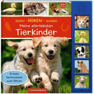 Sehen-Hören-Wissen: Meine allerliebsten Tierkinder