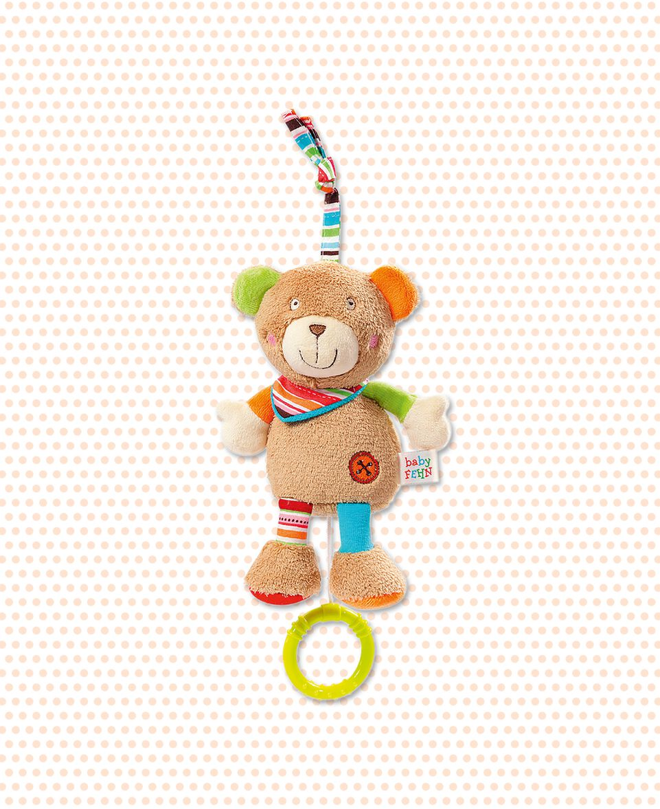 Mini-Spieluhr Teddy