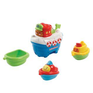 Tut Tut Baby Badewelt - Lotsenboot mit Freunden