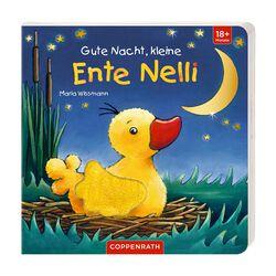 Gute Nacht, kleine Ente Nelli