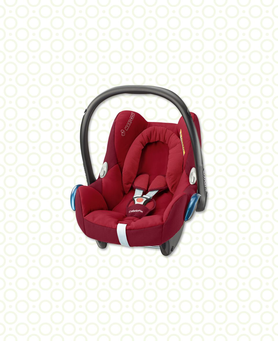 Cabriofix Robin Red