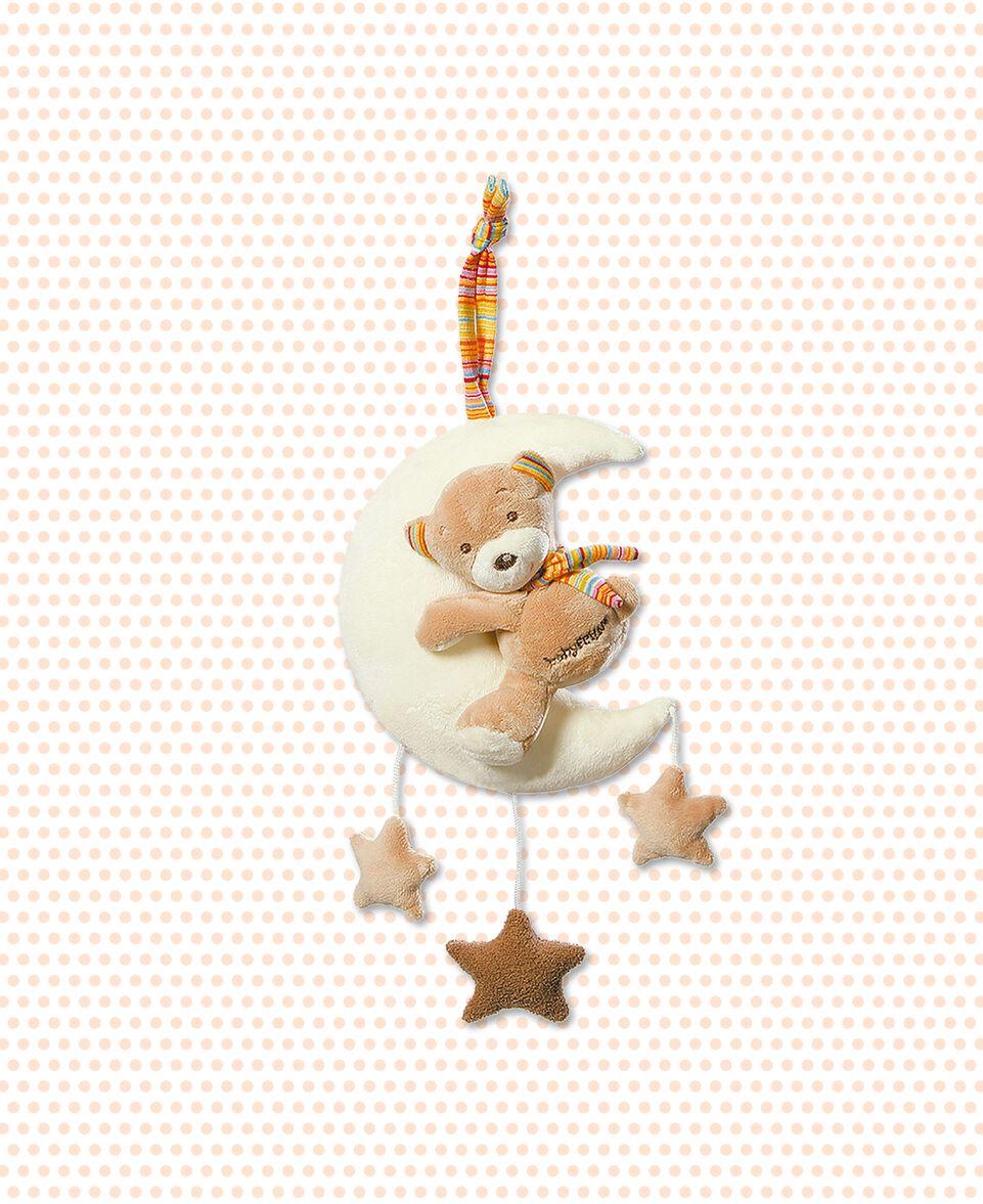 Spieluhr Teddy im Mond